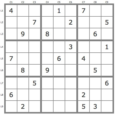 Assistant sudoku - Grille de sudoku diabolique ...